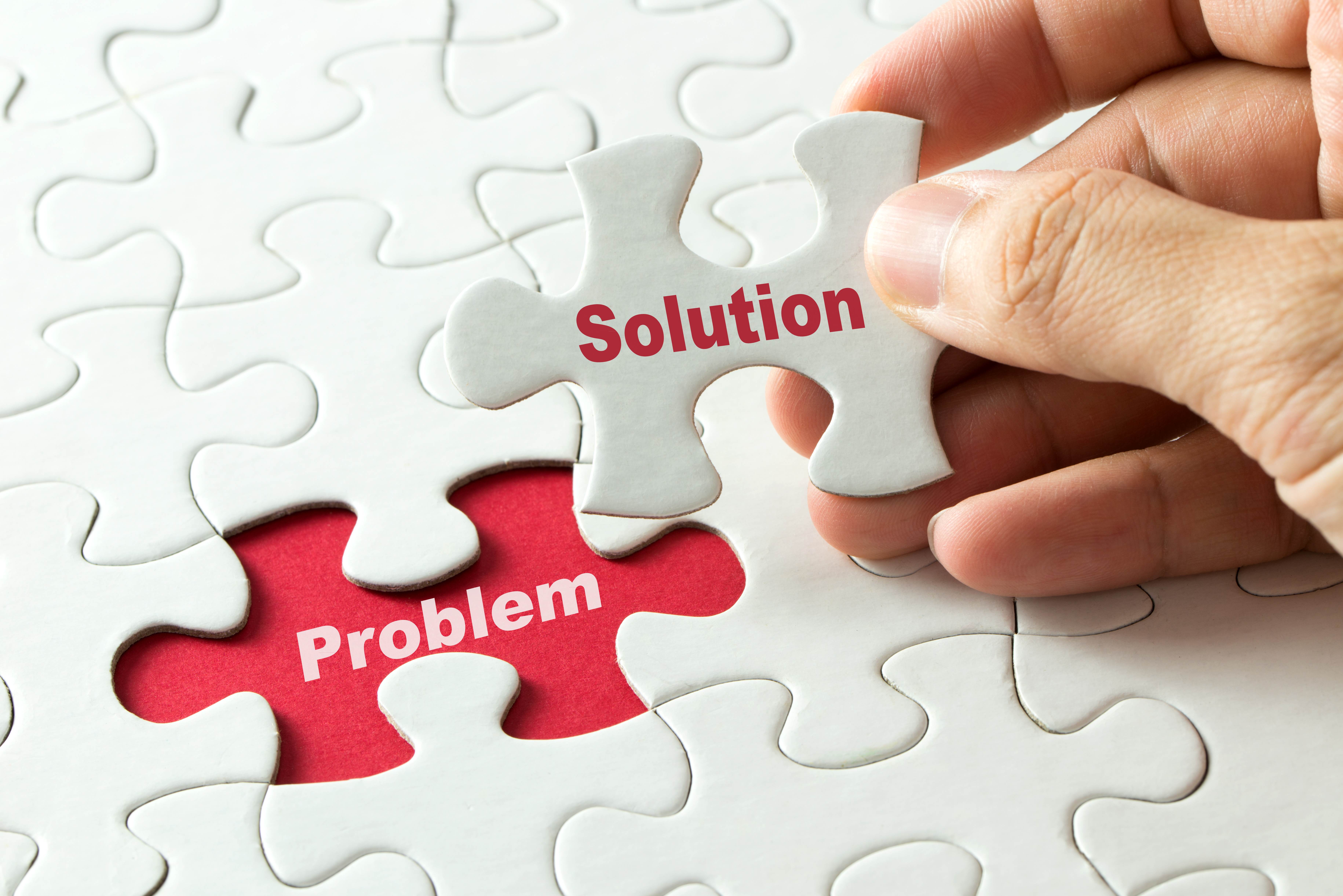 seven steps for solving business problems