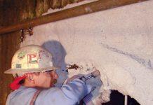 Plibrico Plastic Refractories, Rapid Dry-Out