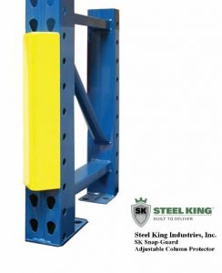 Steel King, pallet rack