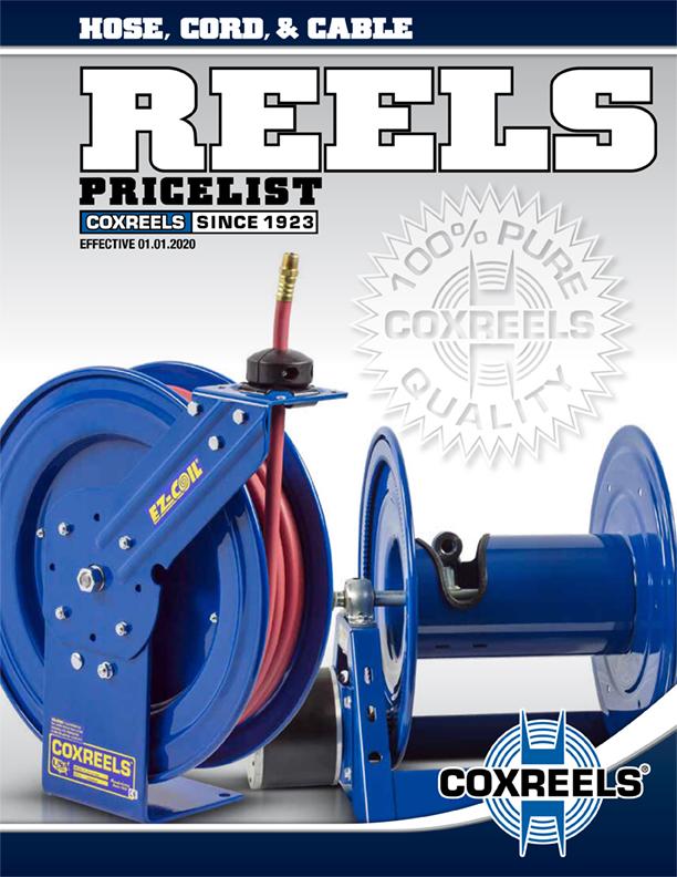 coxreels 2020 catalog