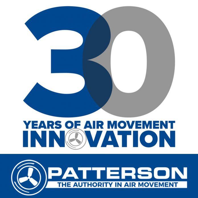 Patterson air movement