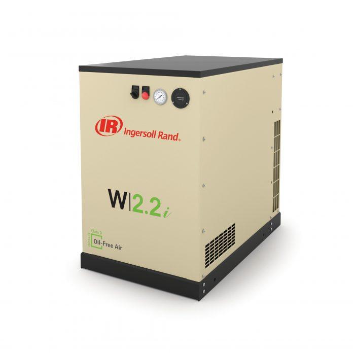 Ingersoll Rand® W-Series Oil-free Scroll Compressors