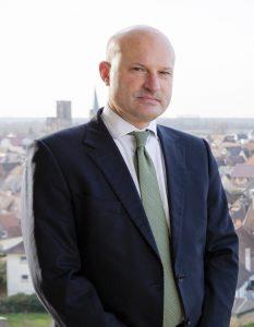 Lucas van der Schalk, CEO of Corplex